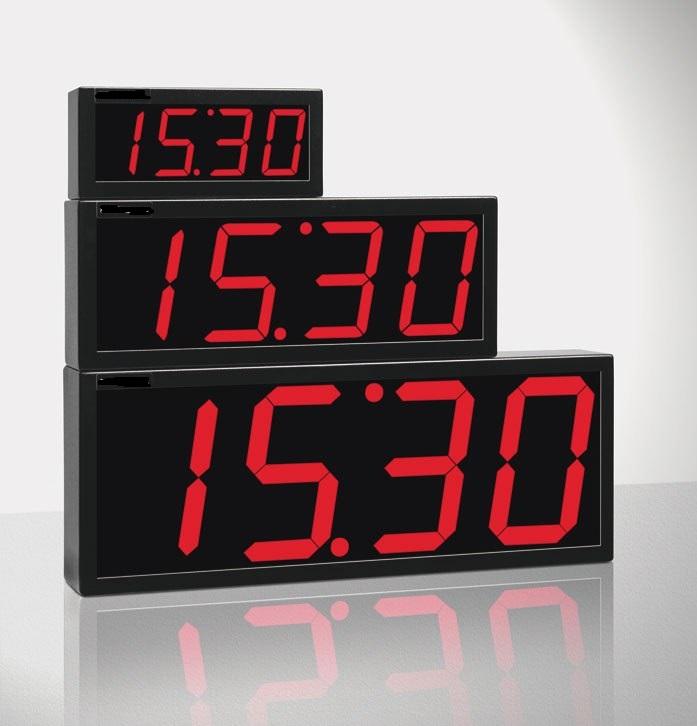 Cronômetro Digital Progressivo e Regressivos de 4 Dígitos CPR -4M / 40 Mts - Visibilidade