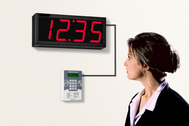 Cronômetro Digital Progressivo e Regressivos de 6 Dígitos CPR-3P / 20 Mts - Visibilidade