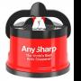 Afiador de Facas AnySharp - Produto Original - Vermelho