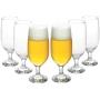 Conjunto de Copos Taças de Vidro para Cerveja 6 Peças - 300ml