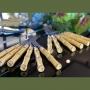 Conjunto Talheres Bambu Premium 24 Peças - Class Home