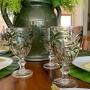 Jogo 6 Taças Vidro Palm Tree Colors 260ml - Class Home