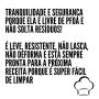 Jogo De Panelas Cerâmica Sauté Preta 5 Peças 2,0mm