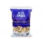 Lascas de Lenha para Defumar de Laranjeira   Wood Chips   Lenha Frutífera (1kg)
