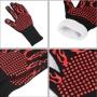 Luva para Churrasco Heat Gloves Beef And Destroy
