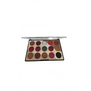 Paleta de Sombras 15 Cores - Miss Rose (7001-077MY2)