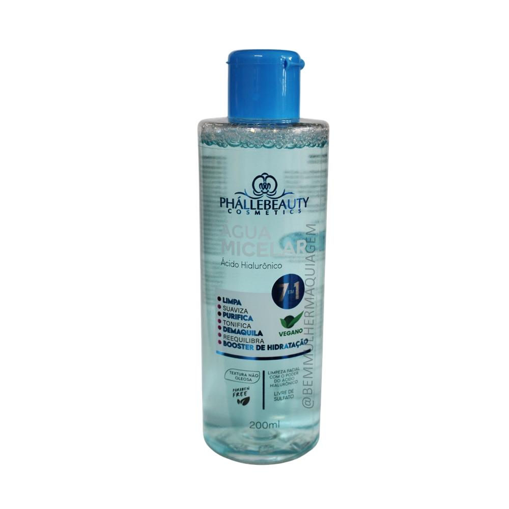 Agua Micelar Acido Hialuronico 7em1 - Phallebeauty (PH0504)