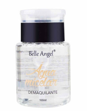 Água Micelar Demaquilante - Belle Angel 100ml (T031)