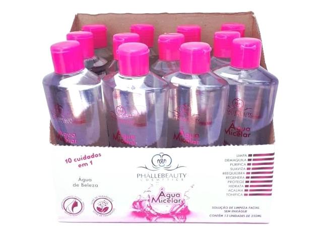 Agua Micelar -  Phallebeauty 250ml (PH013)