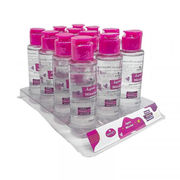 Agua Micelar - Shines 100ml (AM01)