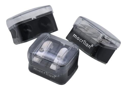 Apontador para Lapis de Maquiagem - Macrilan (AP01)