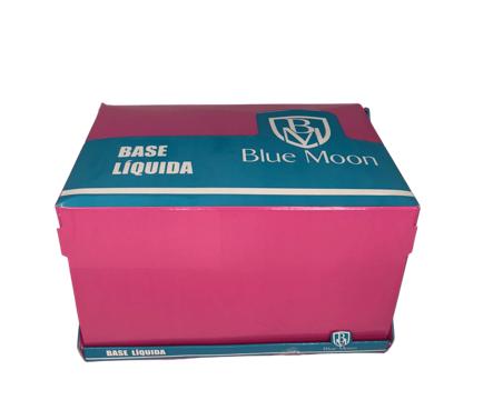 Base Líquida Blue Moon - Box com 24Un. (BM012)