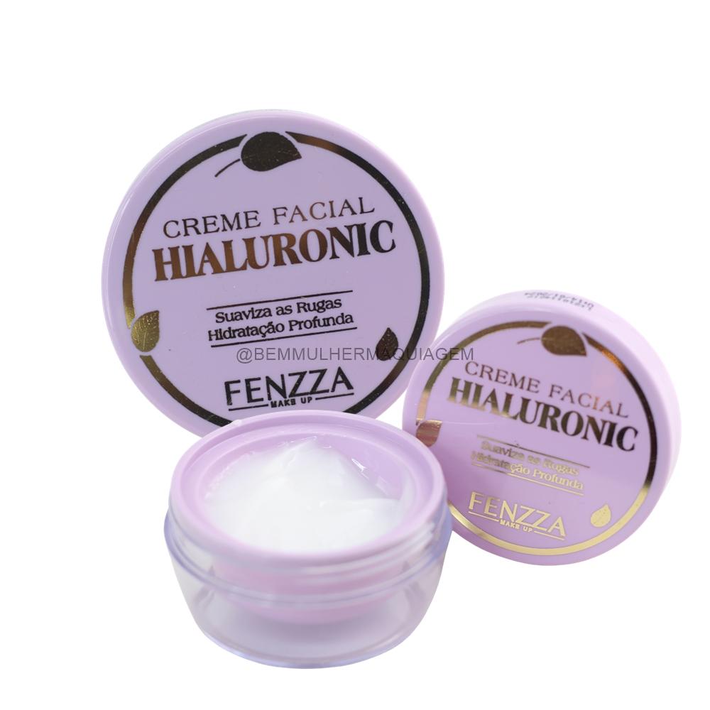 Creme Facial Hialuronic - Fenzza (FZ37052)