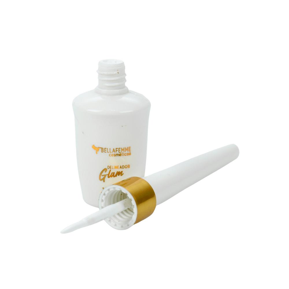 Delineador Branco Glam White - Bella Femme (BF10091) Unidade