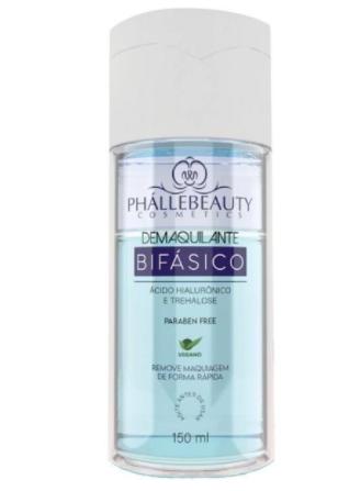 Demaquilante Bifásico - Phallebeauty - (PH0512)