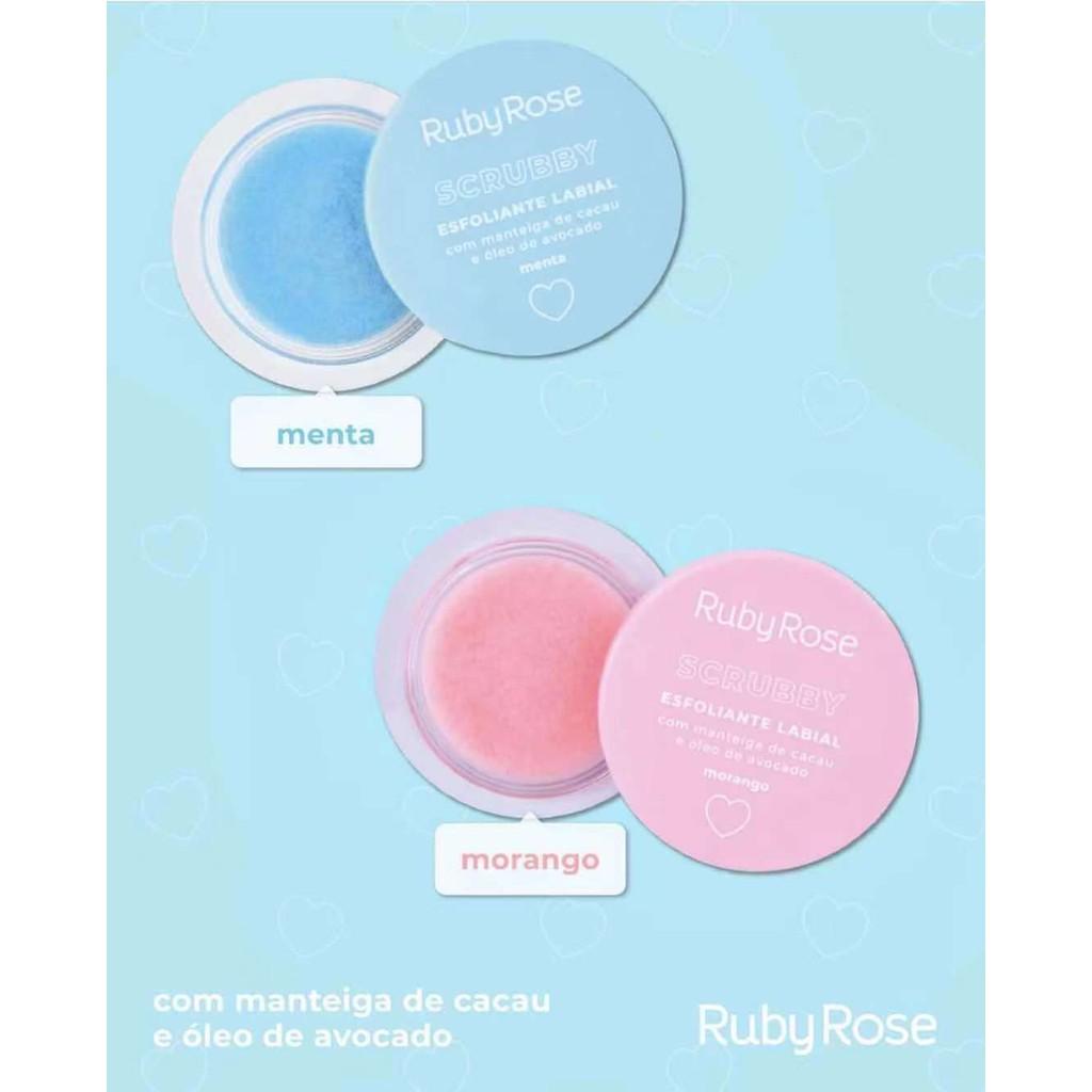 Esfoliante Labial Scrubby Ruby Rose - HB8525