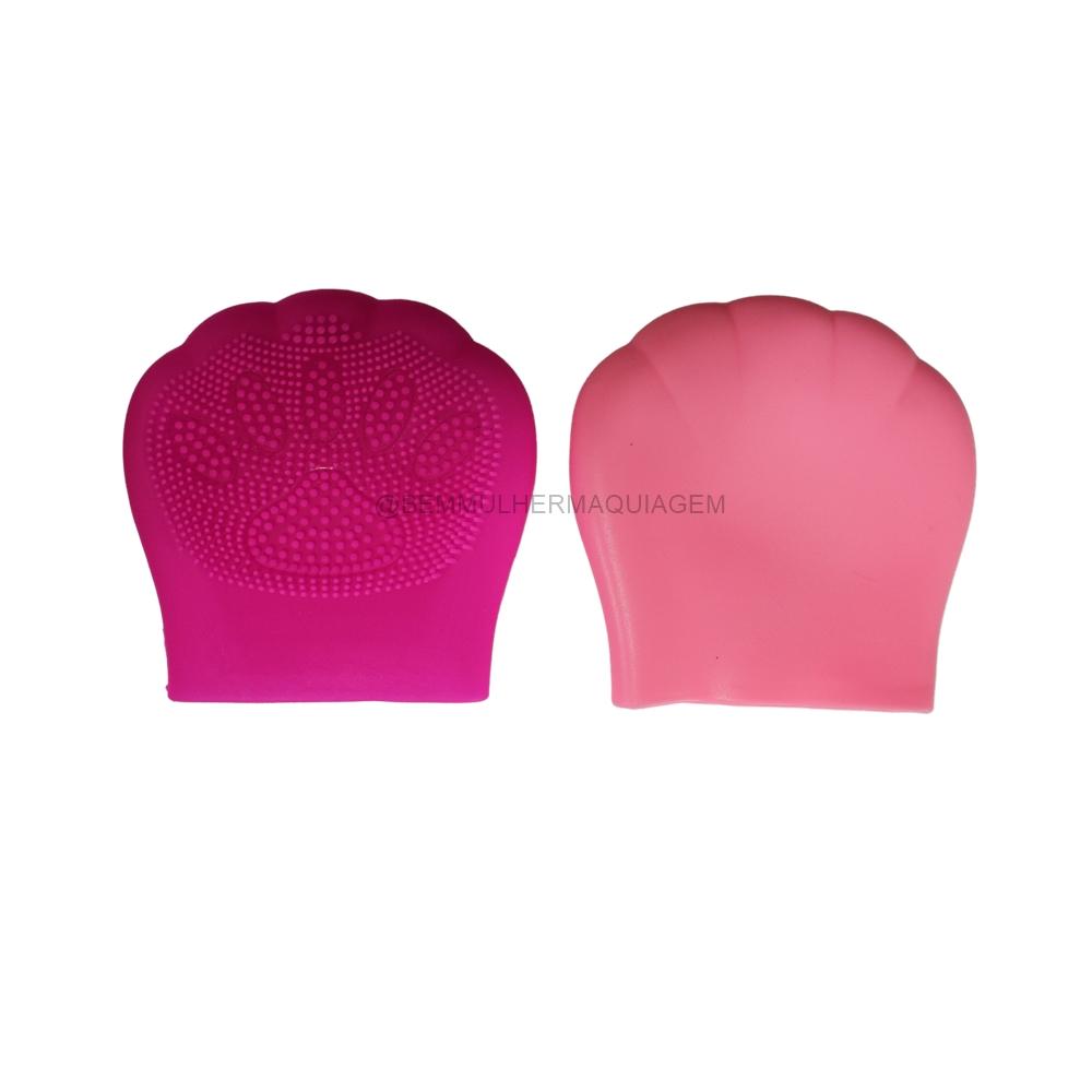 Esponja de Maquiagem e Esponja de Limpeza Facial  (RA60)