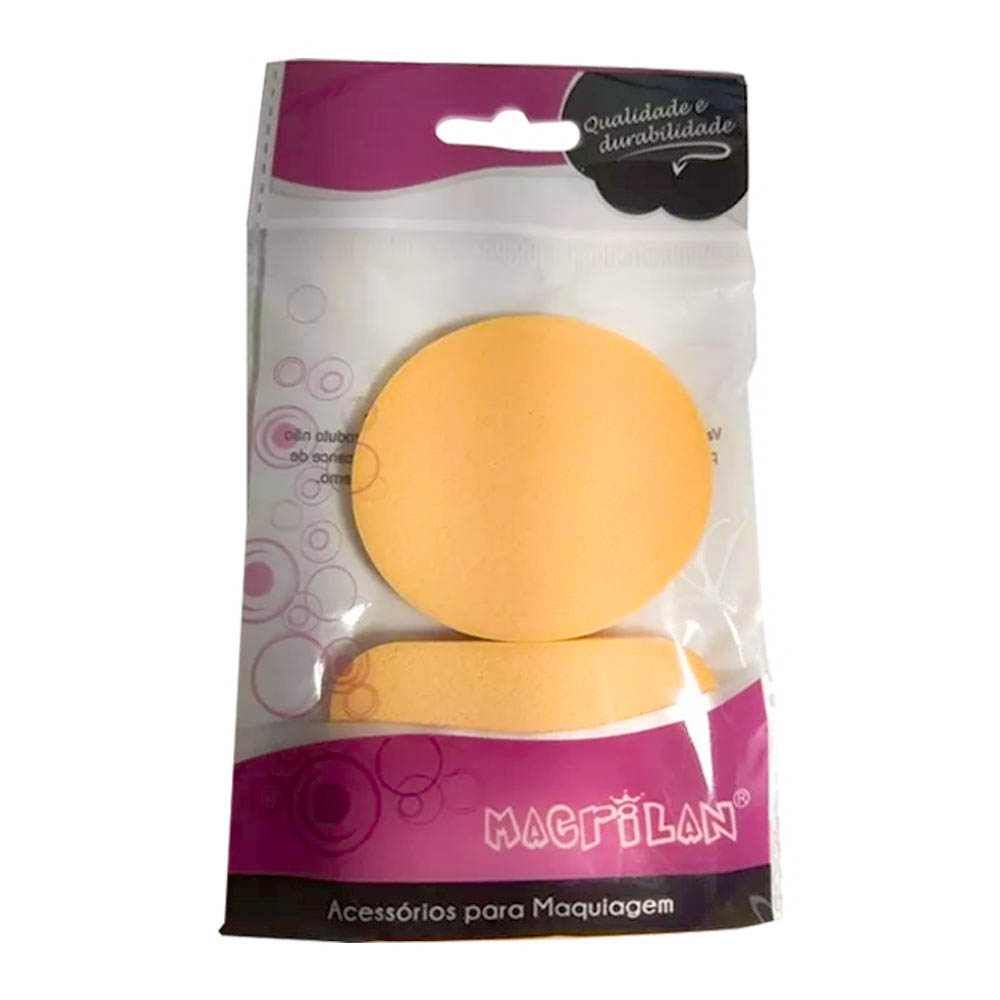 Esponja para Maquiagem - Macrilan (EJ13)