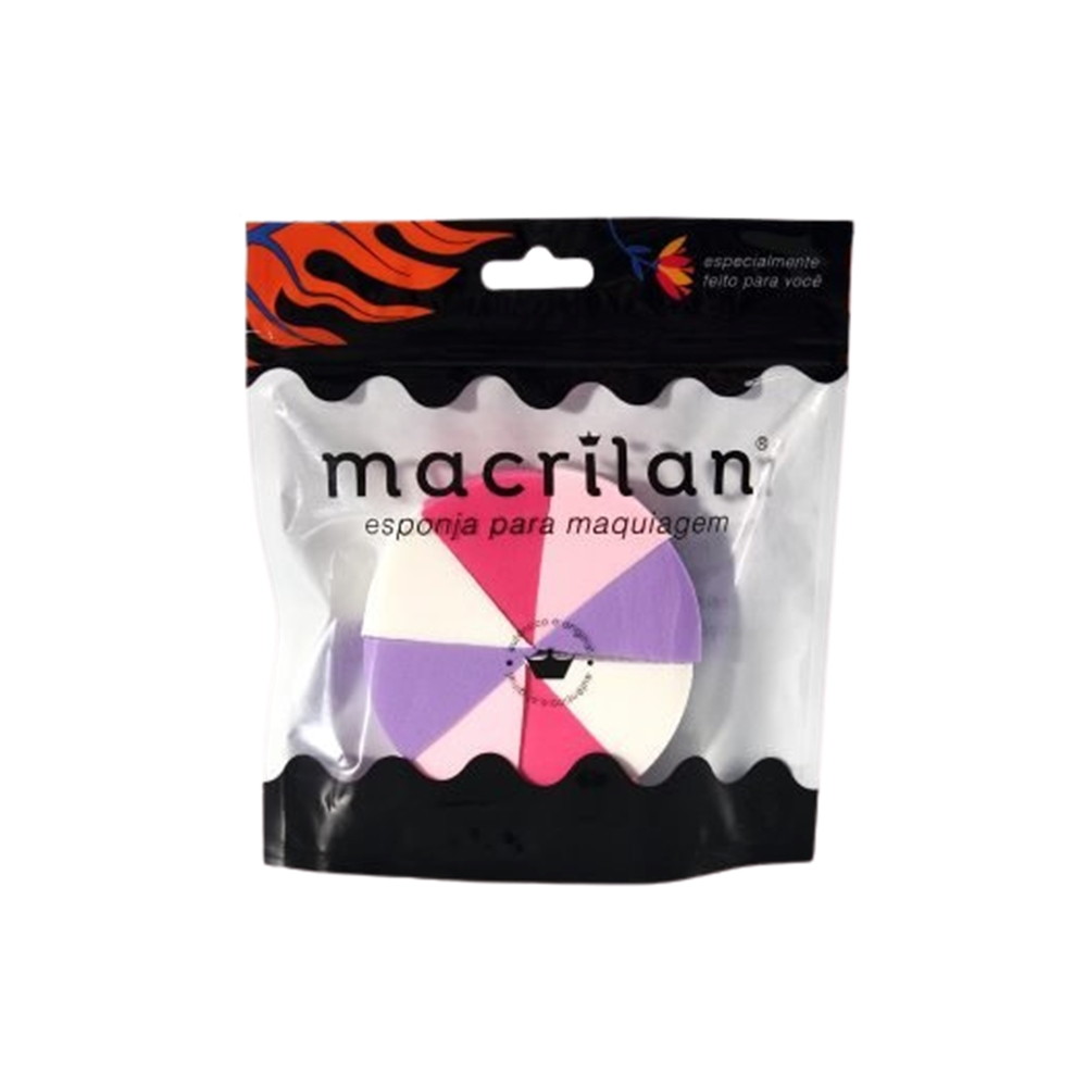 Esponjas para Maquiagem ? Macrilan  (EJ1-26 8)