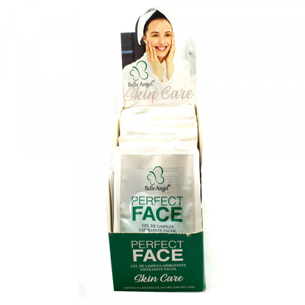 Gel de Esfoliante Limpeza Facial - Belle Angel