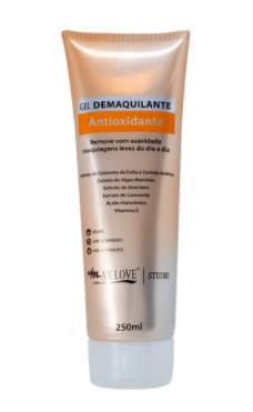 Gel Demaquilante Antioxidante - Max Love