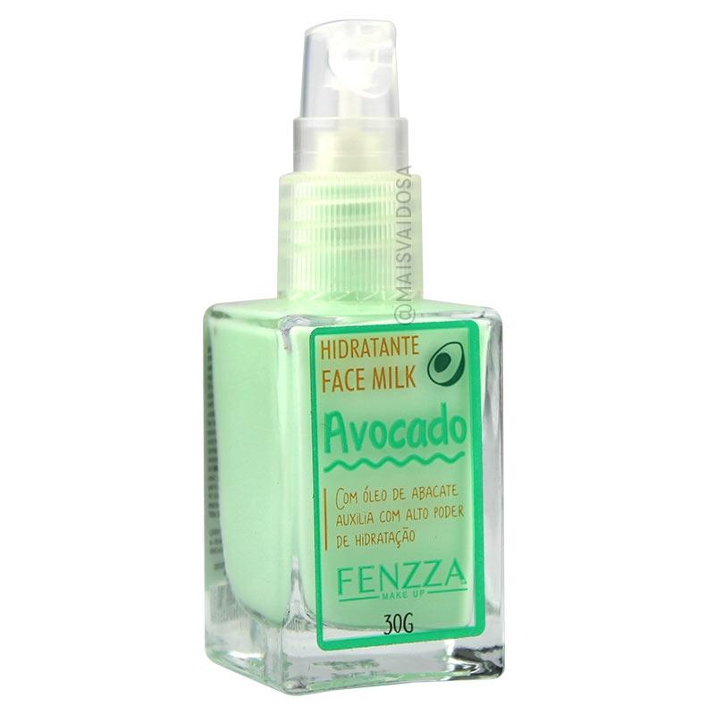 Hidratante Face Milk Avocado - Fenzza 30ml (FZ37046)