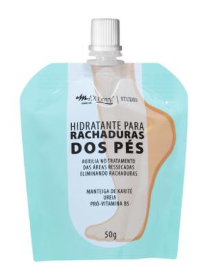 Hidratante Pouch para Rachaduras nos Pés 50g - Max Love - (MXOHRP)