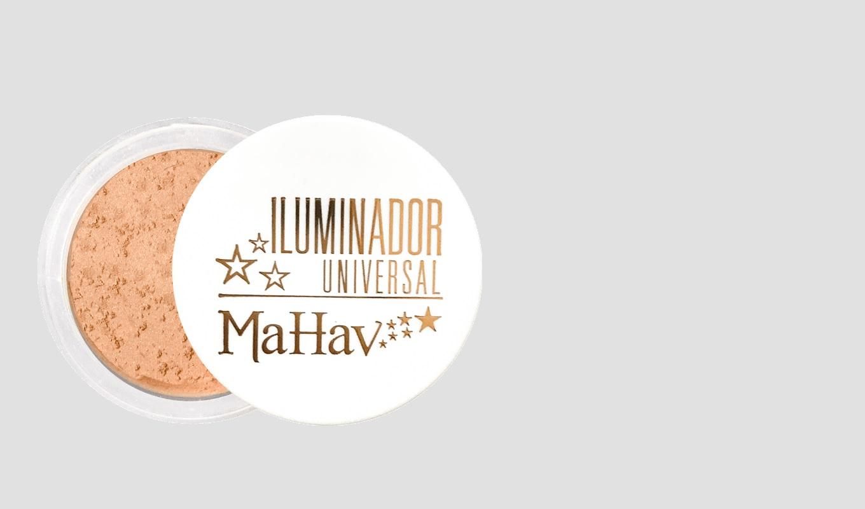 Iluminador Pó Solto Universal Let It Glow - Mahav 2,5g (ILU-MV)