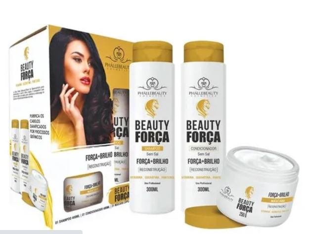 Kit Beauty Força - Phallebeauty - (PH0108)