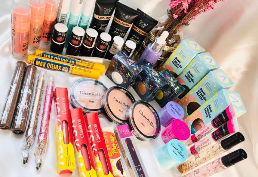 Kit Inicial MakeUpSkin #02 - Bem Mulher Maquiagem