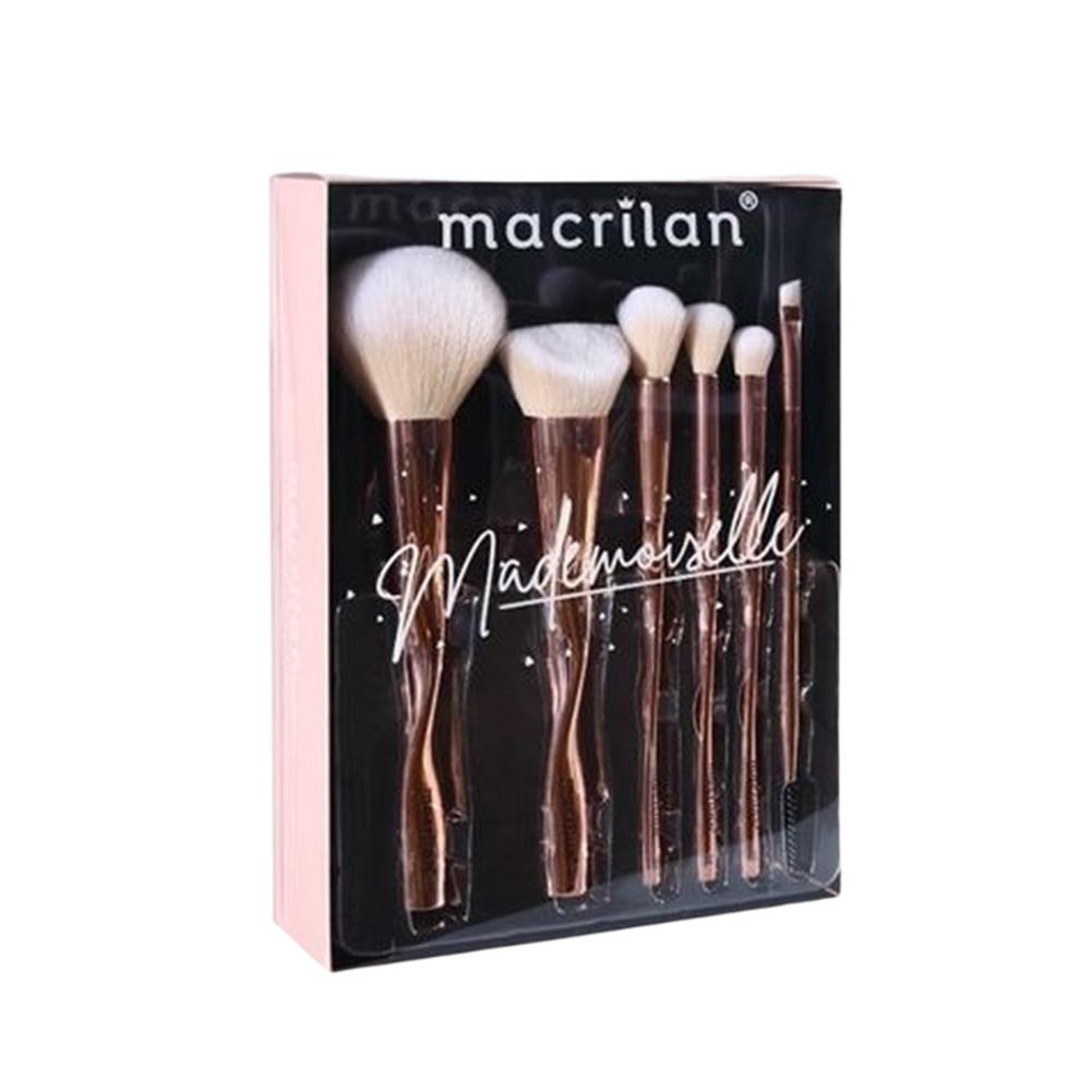 Kit Pincel Mademoiselle - Macrilan (ED004)