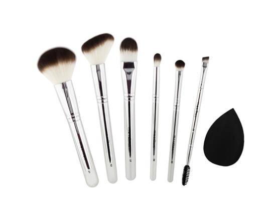 Kit Pincel Premium Brush - Macrilan (ED002)