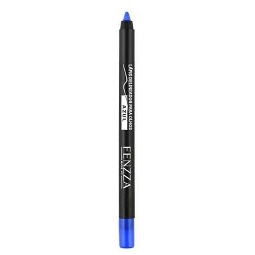 Lápis Delineador Para Olhos Azul Fenzza (FZ14006)