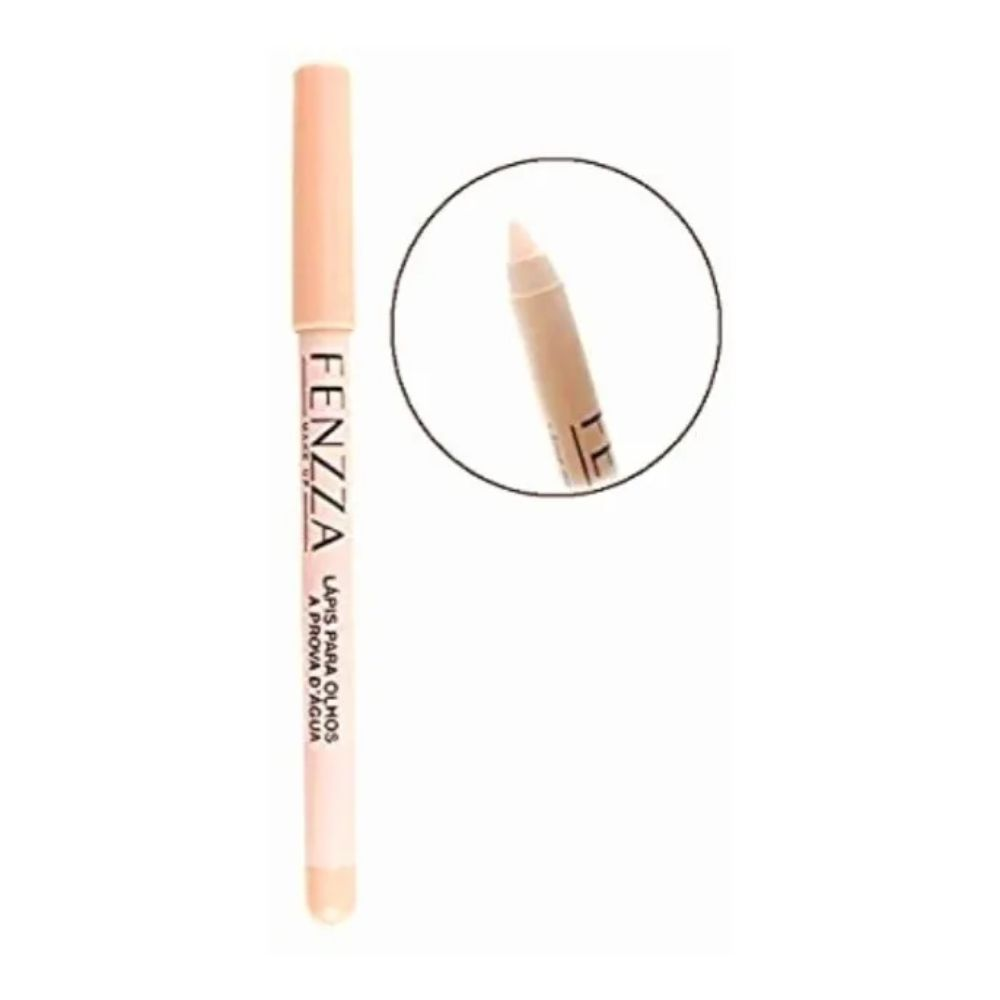 Lápis Delineador Para Olhos Nude Fenzza - (FZ14003)