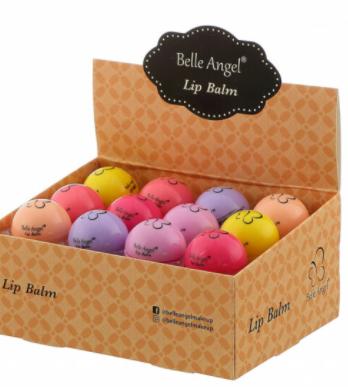 Lip Balm - Belle Angel - Box com 24Un. (T052)