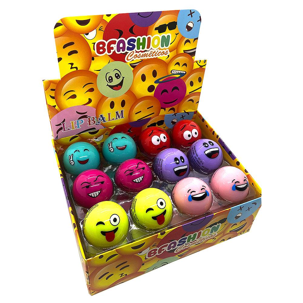 Lip Balm  - Bfashion - Box com  24un.  (NR50005)