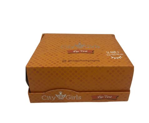 Lip Tint City Girls - Box com 24Un. (CG233)