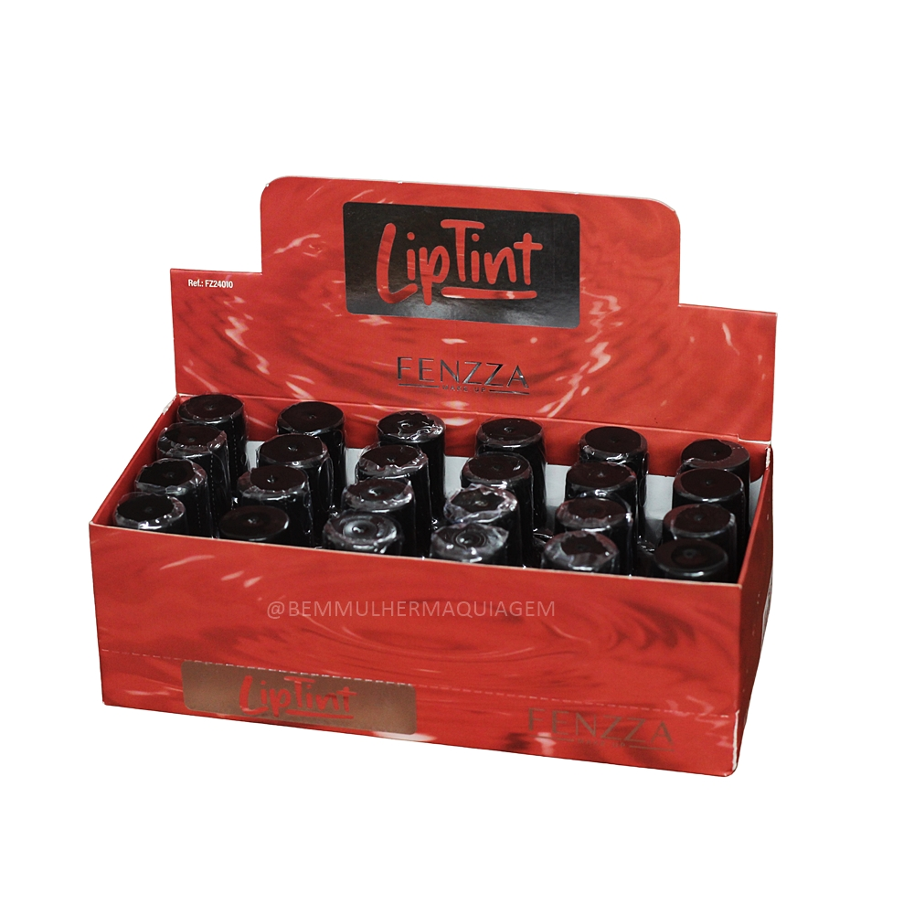 Lip Tint - Fenzza Box c/ 24uni (FZ24010)
