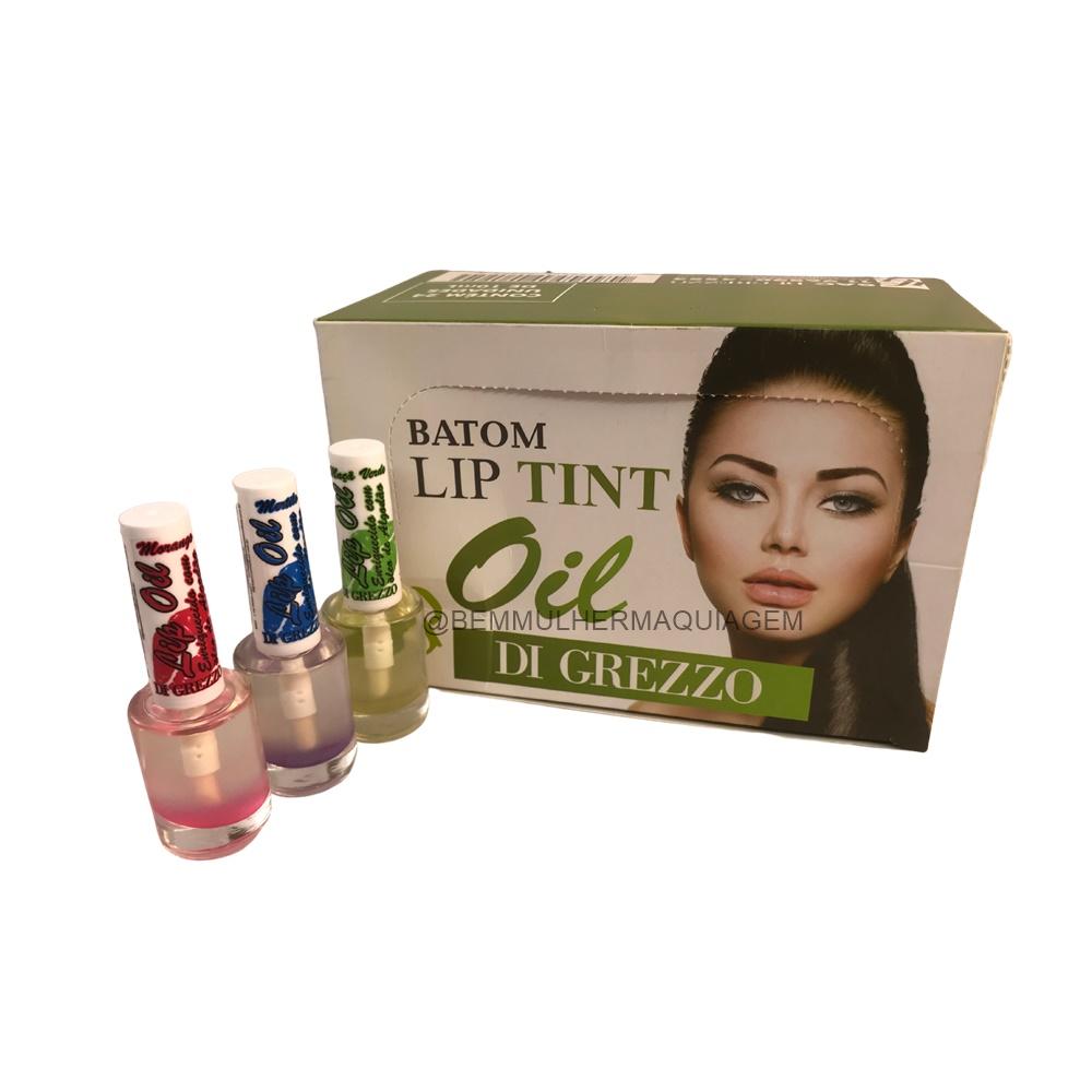 Lip Tint Oil - Di Grezzo - Box com 24Un.