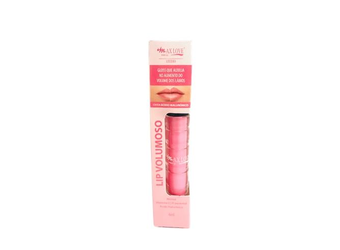 Lip Volumoso Cor 08 - Max Love