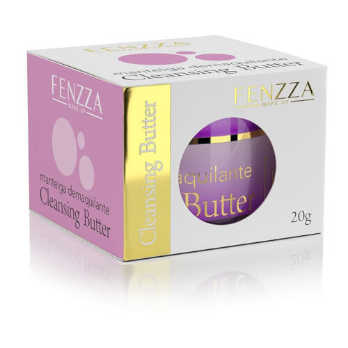 Manteiga Demaquilante Cleansing Butter - Fenzza (FZ51020)