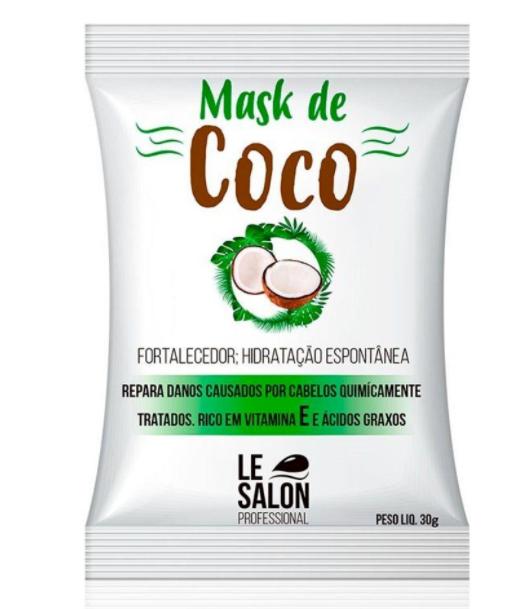 Máscara Banho de Coco  - Le Salon
