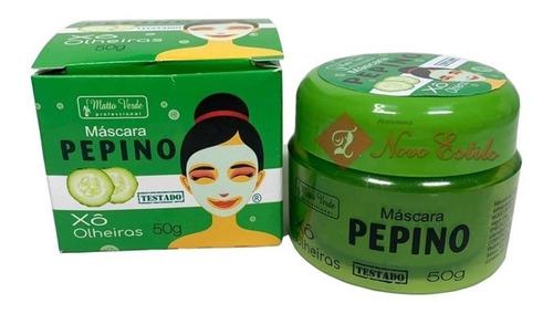 Máscara Pepino XO Olheiras Pote - Matto Verde 50g