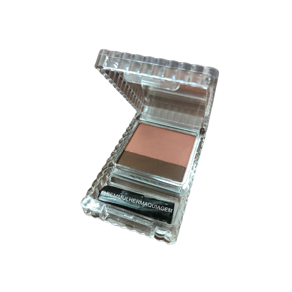 Paleta 2 Eyeshadow High Quality - Miss France Cor 4 (MF8509D)
