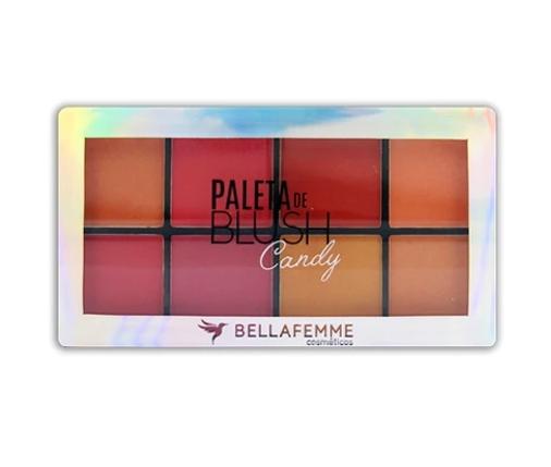 Paleta de Blush Candy - Bella Femme (BF10057)