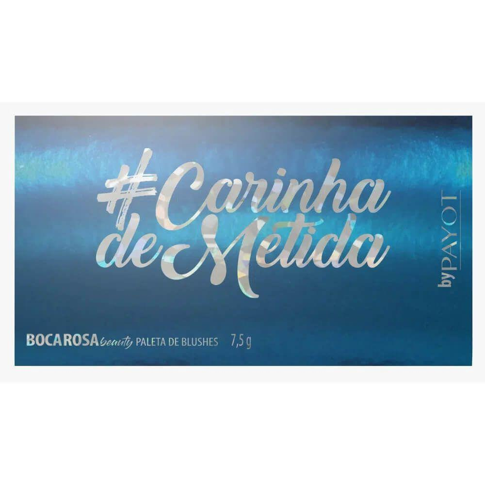 Paleta de Blush Carinha de Metida Boca Rosa - Payot 7,5g (71201)