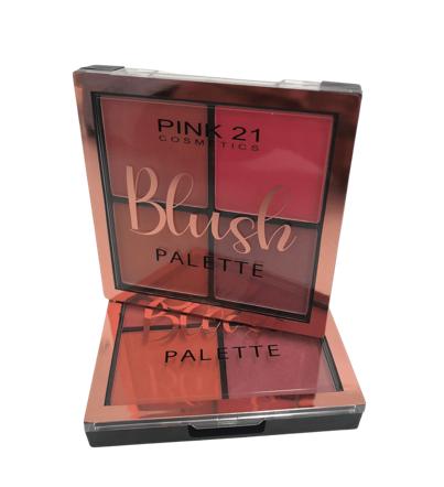 Paleta de Blush Palette - Pink 21 Cor 1 (CS3088)