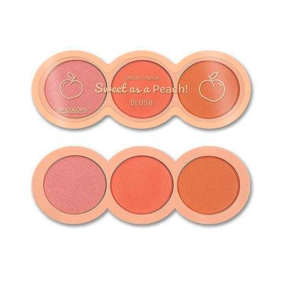 Paleta de Blush Sweet as a Peach - SP Colors - SP204