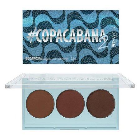 Paleta de Contorno Copacabana2 Boca Rosa Beauty - Payot 6,5g (71102)