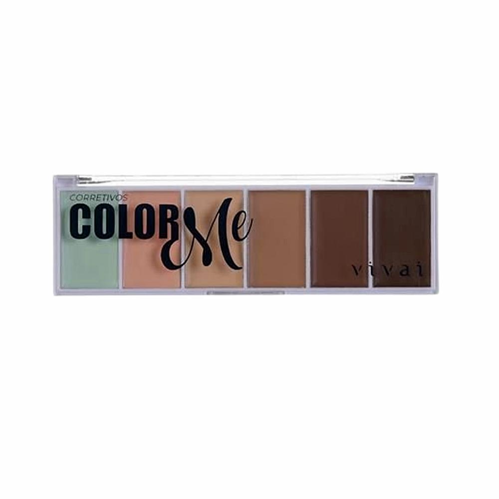 Paleta De Corretivo Color Me (4032.1.8) - Vivai